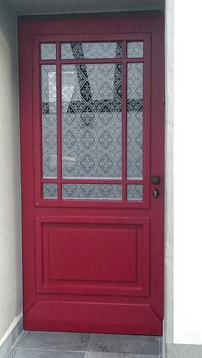 Glasdekormuster, Musselinglas, Glasdekor, Pattern, Fensterdeko, Raumgestaltung,