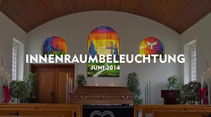 Kirchenfenstergestaltung